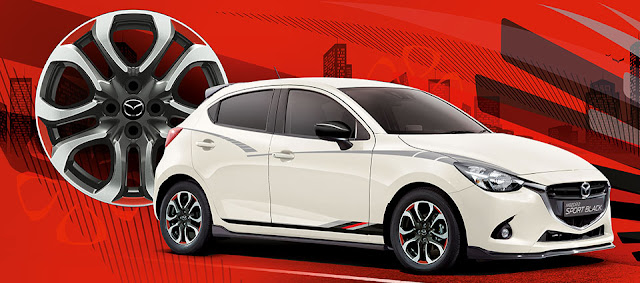 Mazda 2 Sport for Fun Driving Experience