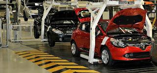2017 otomobil ve hafif ticari araç toplam pazarı daraldı! Renault toplam satışta birinci oldu