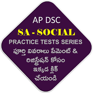 DSC SA SOCIAL PRACTICE TESTS SERIES