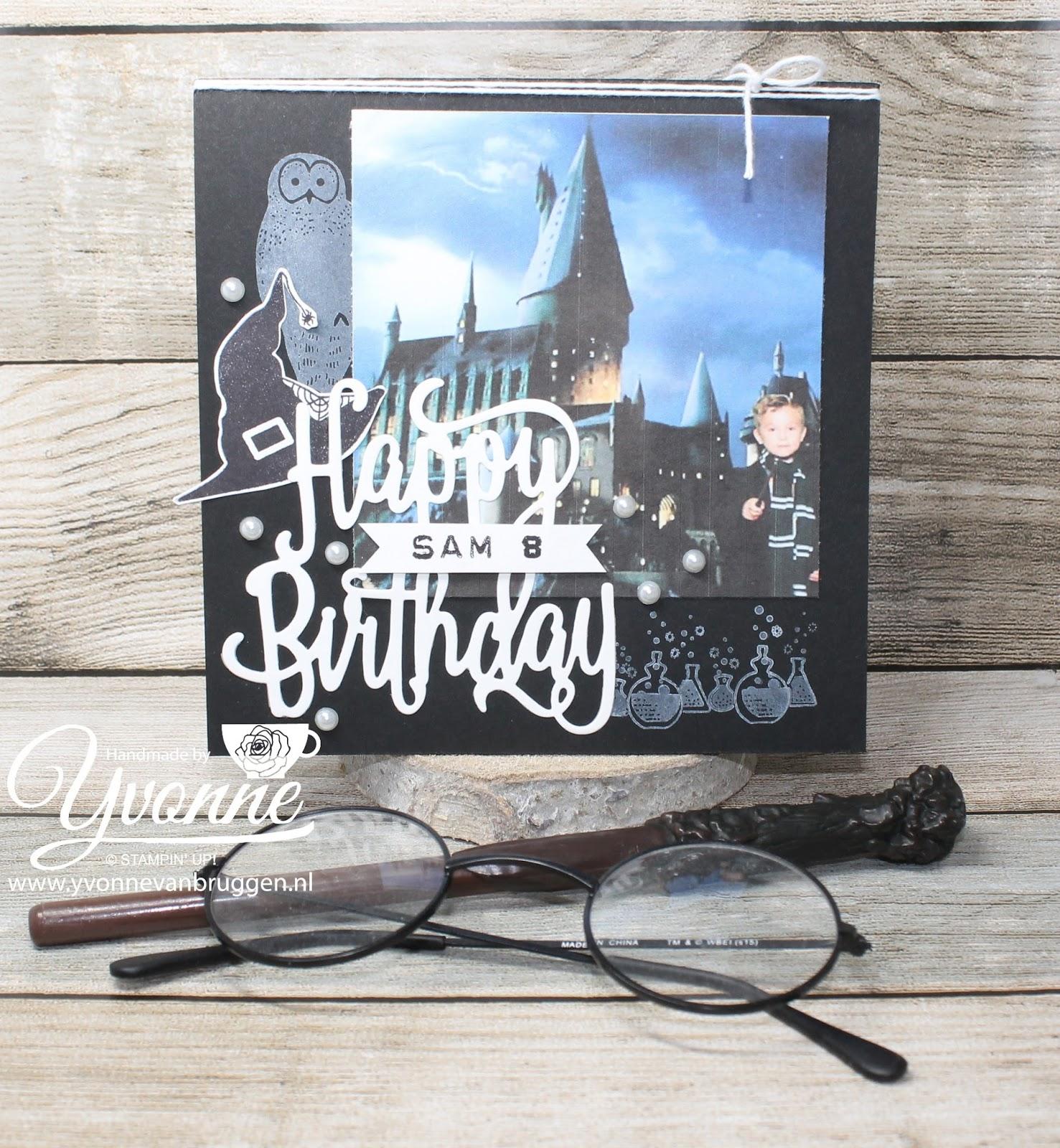 Vaak Extreem Harry Potter Verjaardagskaart &QG77 – Aboriginaltourismontario #ZW11
