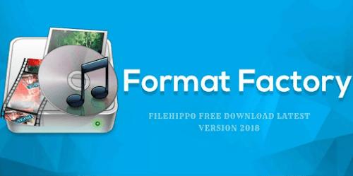 شرح برنامج فورمات فاكتوري لتحويل صيغ الفيديو والصوت