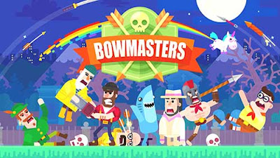 Bowmasters Apk + Mod Coins, Unlocked for Android Online & Offline