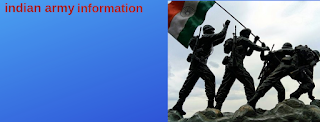 indian army information