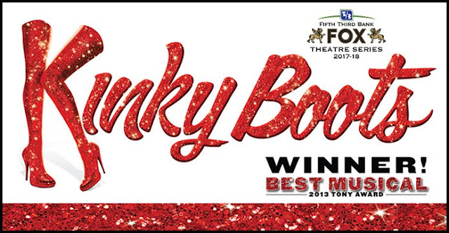 Kinky Boots, Musical, live, Metro Detroit, win, giveaway