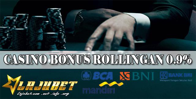 Lajubet Agen Casino Sbobet Deposit 50ribu