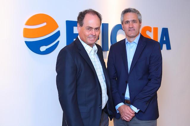 Eficasia Call Center llega a la Argentina - Hugo Domé y Tomás Garcia Laredo