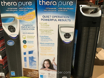 Breathe easier and stay healthy with the Therapure TPP540