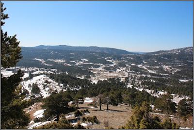 Vista general de Vega de Tajo