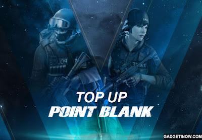 Cara Top Up Cash Point Blank (PB) Zepetto Menggunakan Pulsa