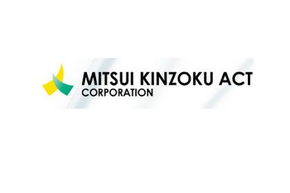 Lowongan Kerja Karawang 2017 PT Mitsui Kinzoku Act Indonesia