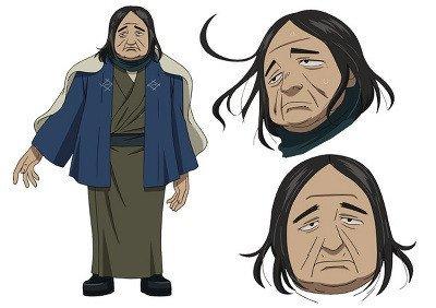 Nobuo Tobita como Tamotsu Hidoro