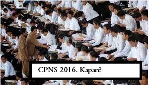 Info CPNS 2016