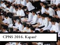 wow !!! Pemerintah Tegaskan, Belum Ada Rencana Penerimaan CPNS 2016