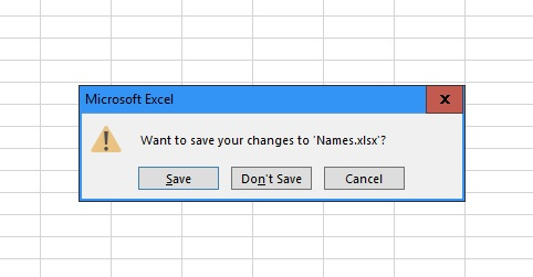 Excel vba solutions an excel vba macro to save a workbook but for some applications we need to automatically save the changes when we close the file without showing above message so in this post i will show you ibookread ePUb