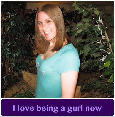 I love being a gurl now Sissy TG Caption - Star TG Captions - Crossdressing and Sissy Tales and Captioned images