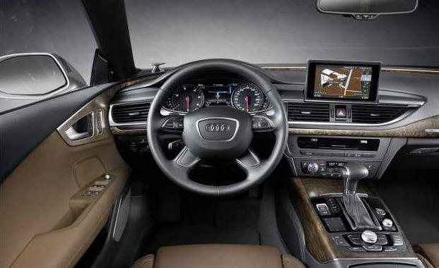 2018 Audi S7 Interior