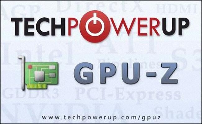 برنامج عرض مواصفات كارت الشاشة Gpu Z احدث اصدار فولدر برامج