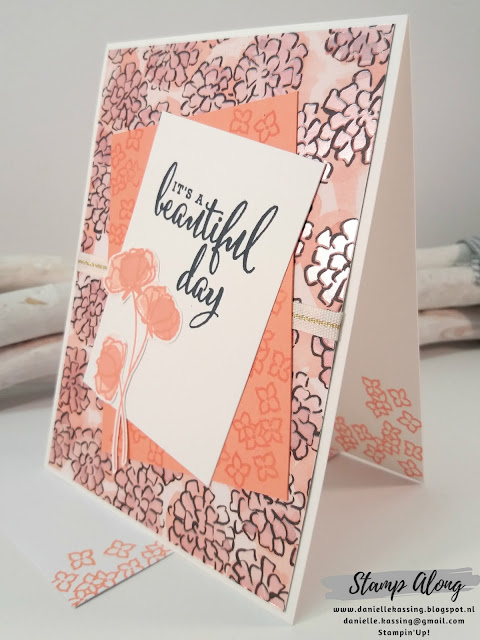 Stampin'Up! love what you do