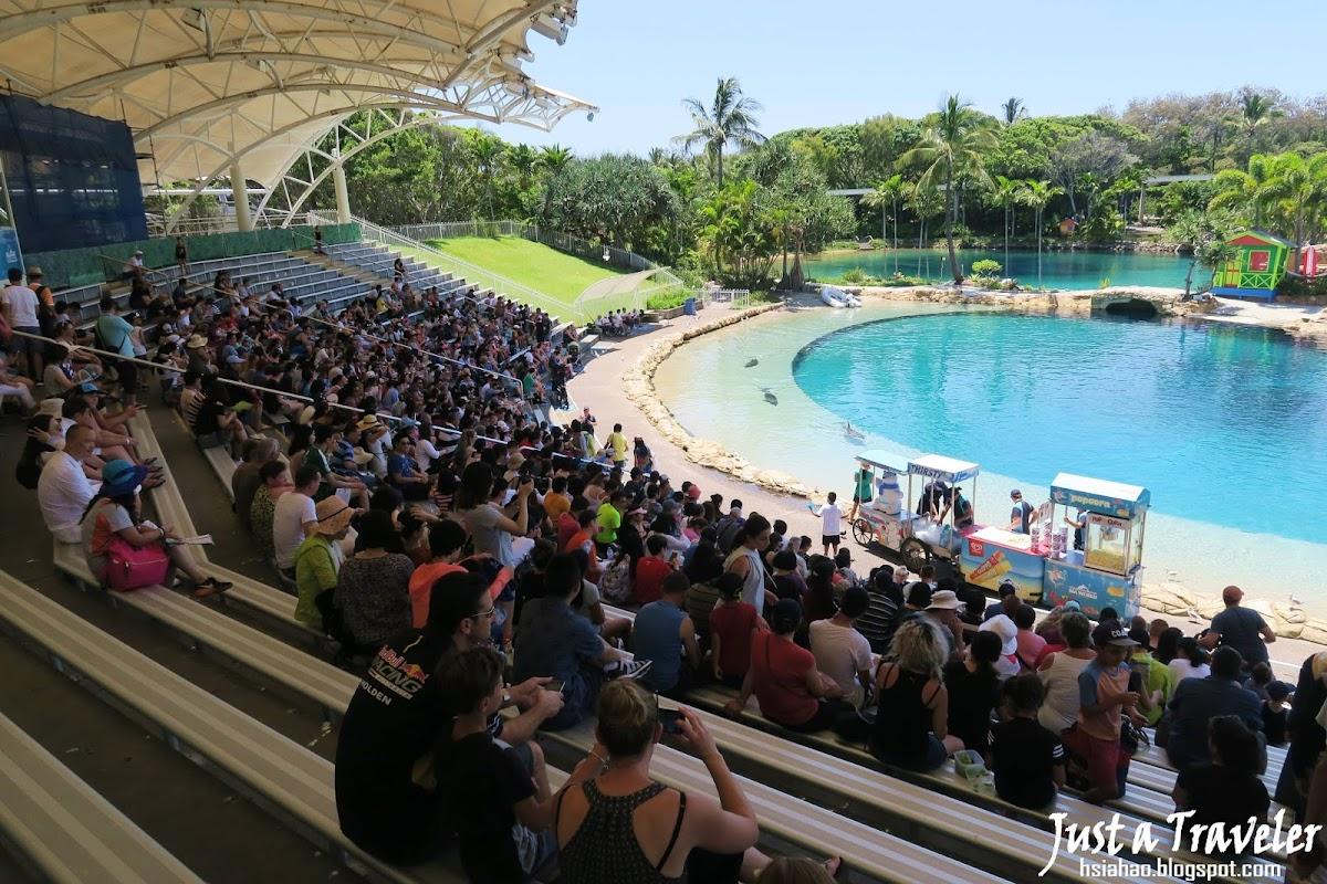 黃金海岸-景點-推薦-海洋世界-Sea-World-海豚表演-黃金海岸套票-旅遊-自由行-澳洲-Gold-Coast-theme-park-Australia