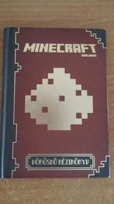 Minecraft:Vöröskő kézikönyv