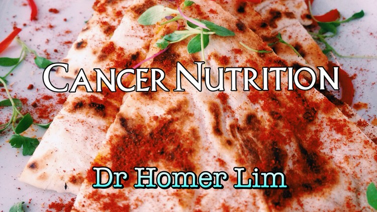 Cancer nutrition - Udemy Course