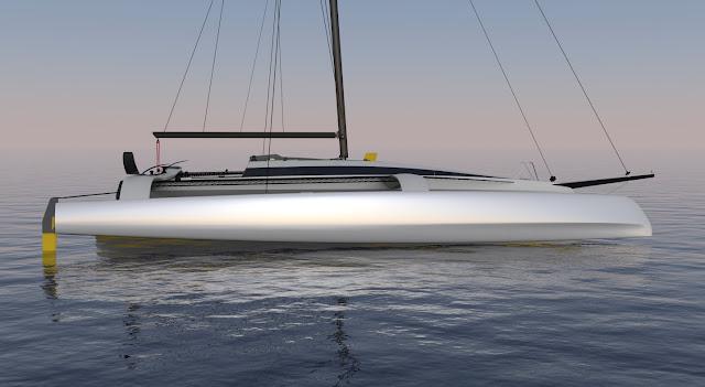 Trimaran | XS Sailing