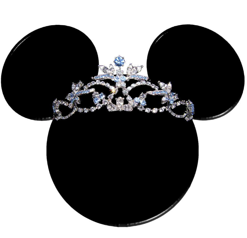 Minnie Heads with Tiaras. Free Printables. | Oh My Fiesta ...