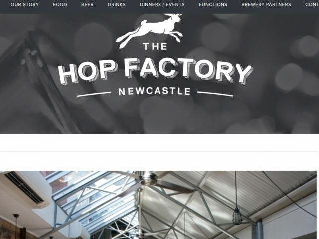 The Hop Factory Darby Street Cooks Hill NSW