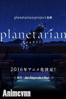 Planetarian: Chiisana Hoshi no Yume -  2016 Poster