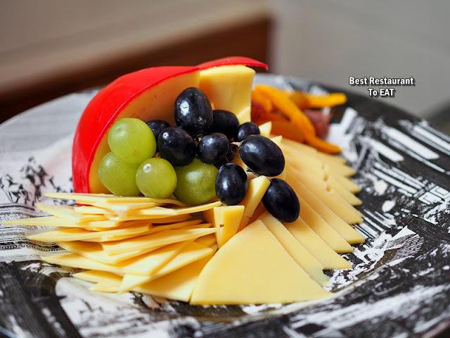 SHAH ALAM NEW YEAR 2020 HI TEA Menu - Cheese Platter