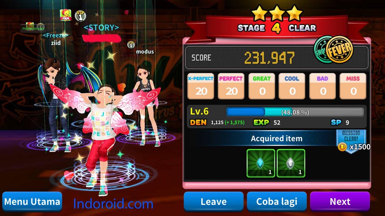 AyoDance Mobile MOD Apk