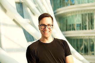 Smart China host Josh Klein