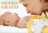Logo Campione omaggio Huggies Bebè