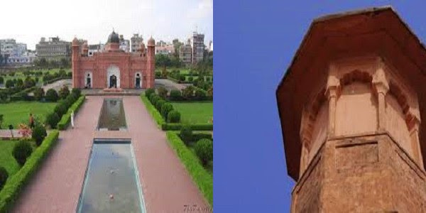 Lalbagh Fort/Kella - A great sign of Mughal Empire