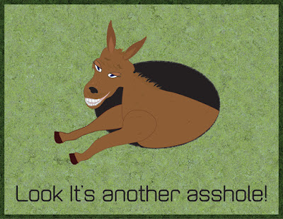 donkey humor