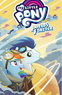 MLP Friends Forever Paperback #9 Comic Cover A Variant