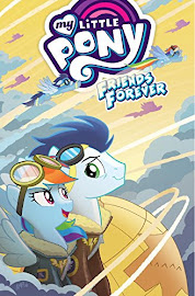 MLP Friends Forever Paperback #9 Comic