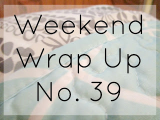 Weekend Wrap Up No. 39 from Courtney's Little Things