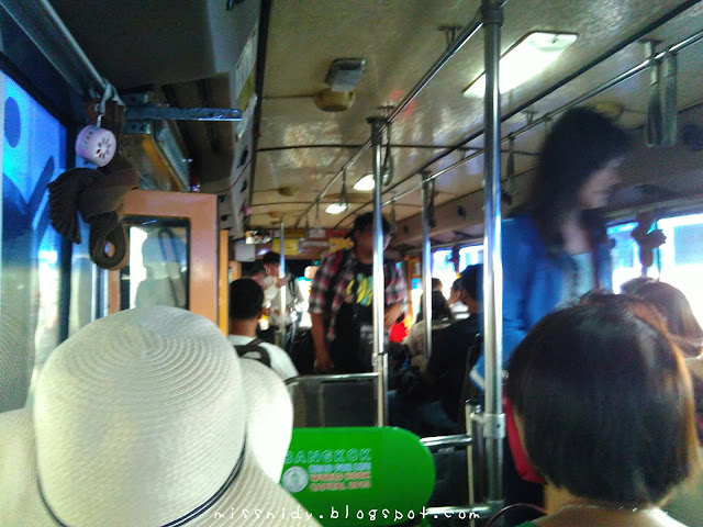 bus A2 don mueang airport