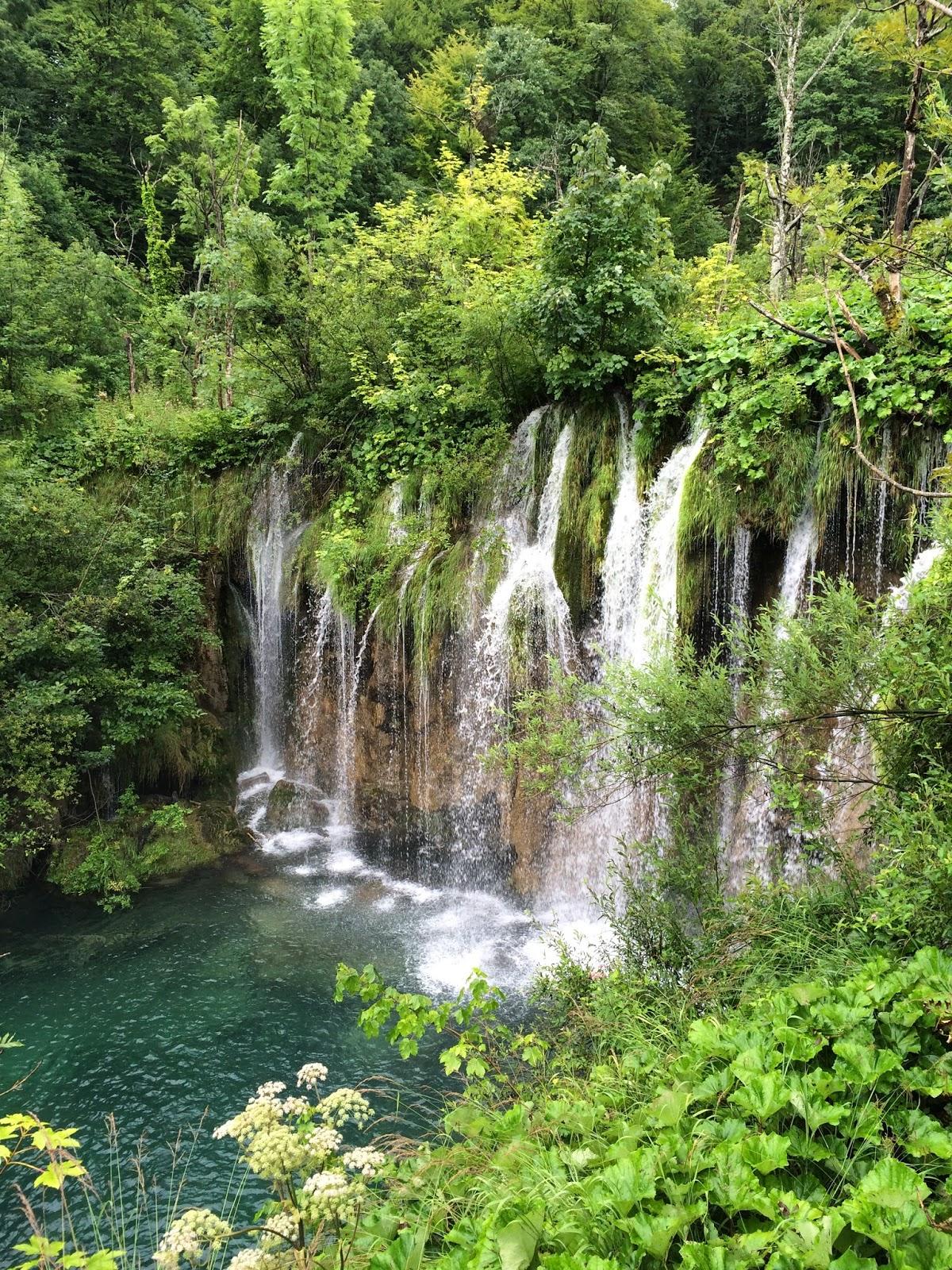 Plitvice Lakes National Park: Keltie Leanne Designs' Blog: Croatia Photo Diary: Plitvice