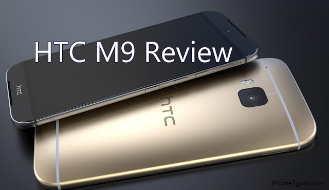 HTC M9 Review Picture