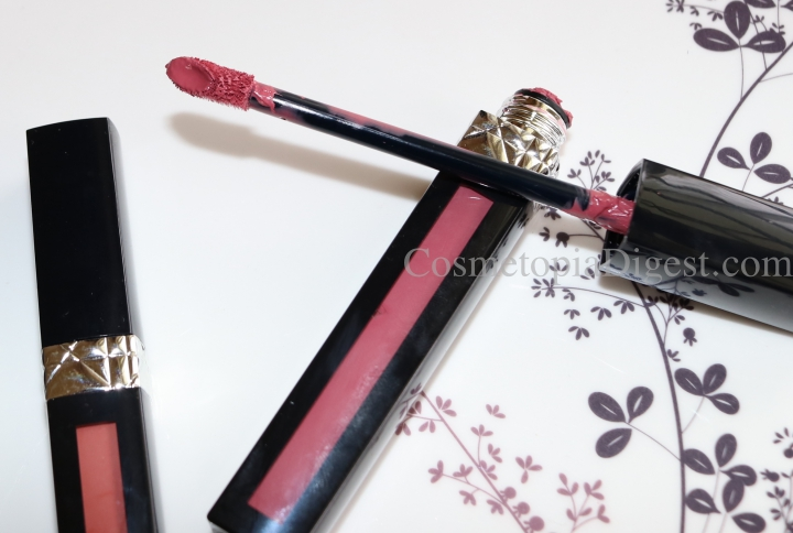 Rouge Dior Liquid Lipsticks Review, Swatches, Demo