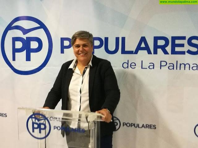 """García Leal: """"Vamos a ser el municipio más sostenible de La Palma"""""""