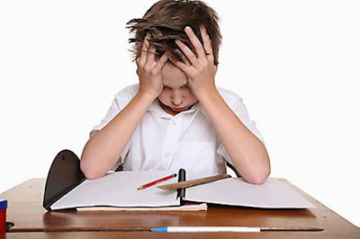 Agar Anak tidak Stres Menghadapi Ujian Sekolah