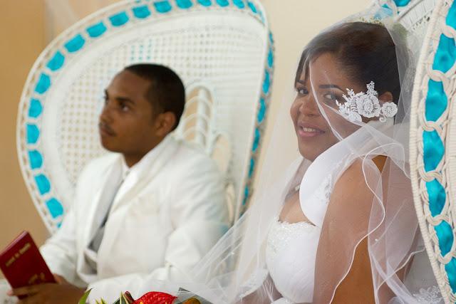 mariage-Guadeloupe-voile de la mariée