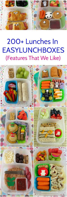 200+ Lunches In Easylunchboxes & Features That We Like