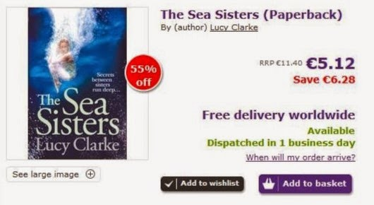 http://www.bookdepository.com/Sea-Sisters-Lucy-Clarke/9780007481347