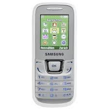 Grossiste Samsung E1280 ceramic white EU