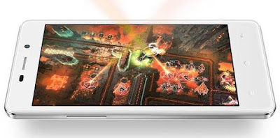Mobile Gaming Oppo Joy 3