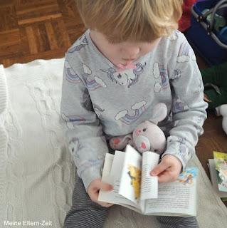 Achtsamkeit im Familienalltag mit Babys und Kleinkindern. Teil 1: Achtsames Vorlesen